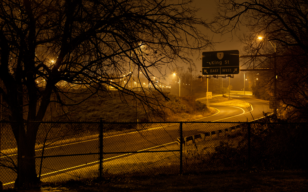 Shirley Highway © 2012 James Sinks