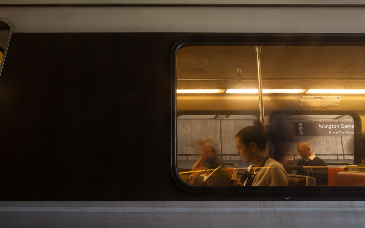 Commute 14 � 2015 James Sinks