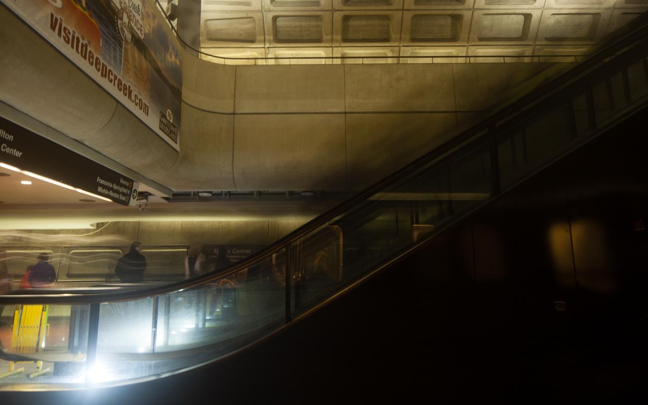Commute 2 © 2015 James Sinks