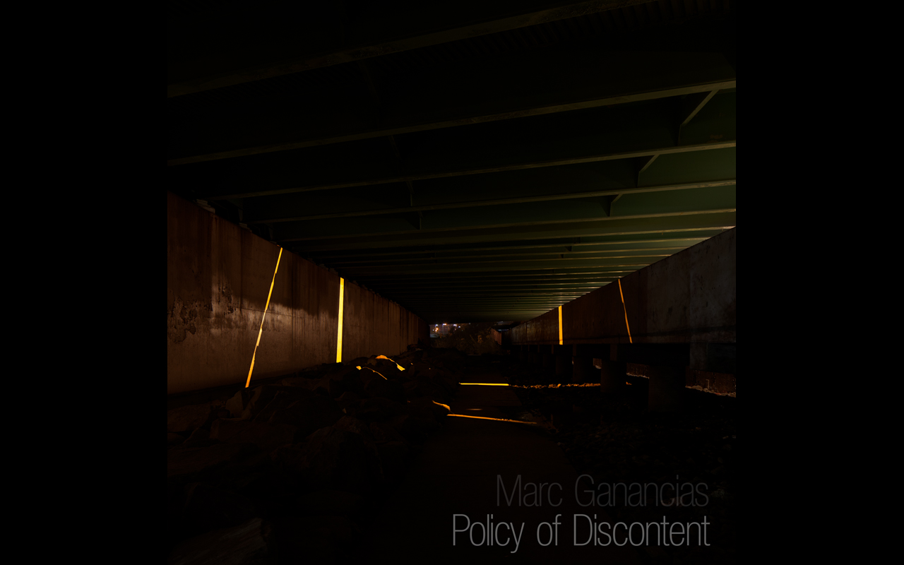 Policy of Discontent � 2013 James Sinks