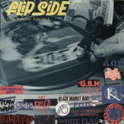 flipside vinyl fanzine