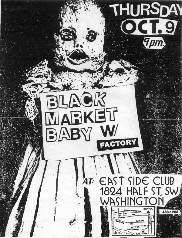 black market baby flyer