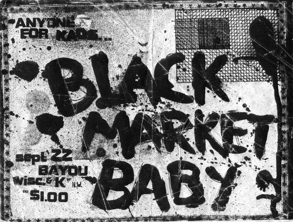 black market baby flyer