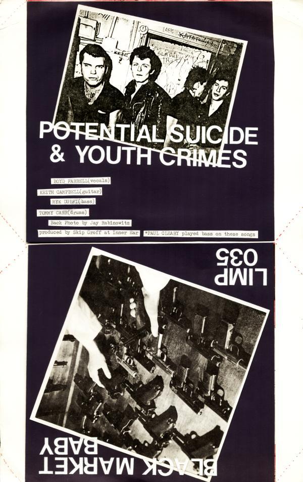 potential suicide