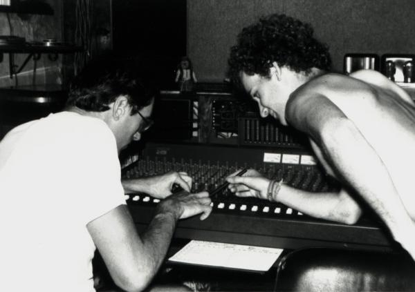 bmb at inner ear, august '86