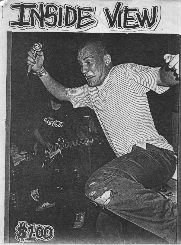 inside view cover with minor threat