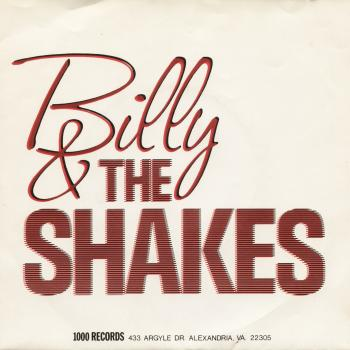 billy and the shakes front cover