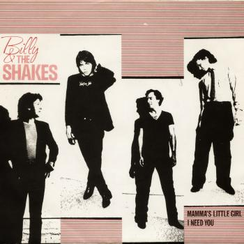 billy and the shakes back cover