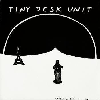 tiny desk unit front cover