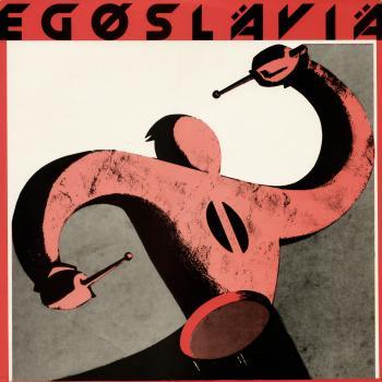 egoslavia front cover