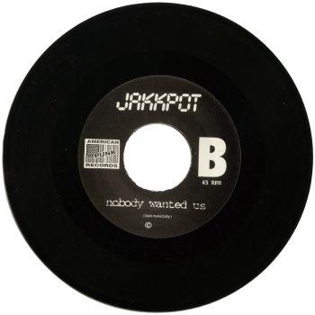 jakkpot black vinyl