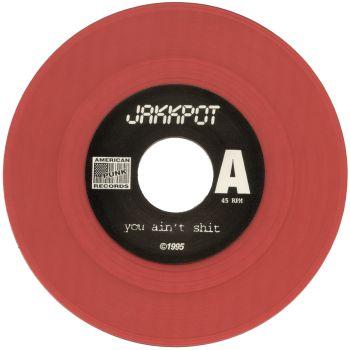 jakkpot red vinyl