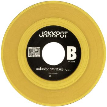 jakkpot yellow vinyl