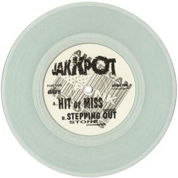 jakkpor clear vinyl