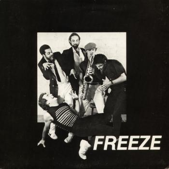freeze - model prisoners front cover