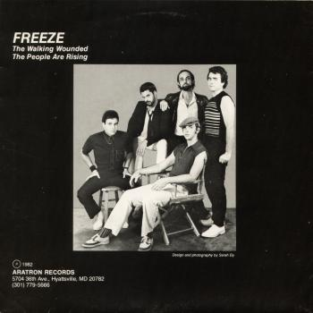 freeze - model prisoners back cover