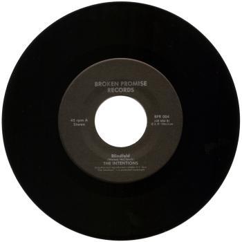 intentions black vinyl