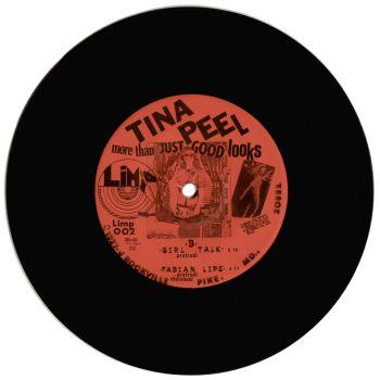 tina peel vinyl