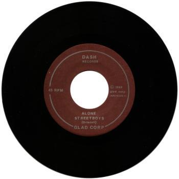 glad corp black vinyl
