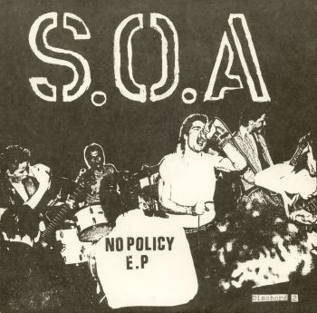 SOA front cover