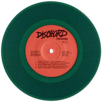 SOA green vinyl