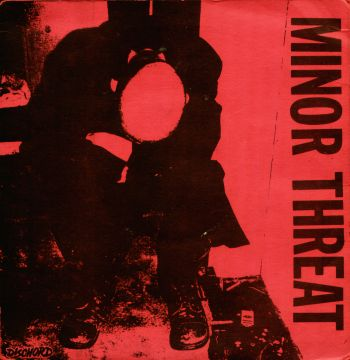 minor threat front cover