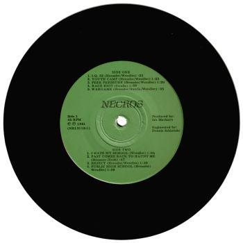 necros black vinyl