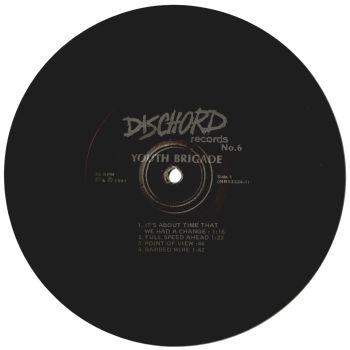 youth brigade vinyl