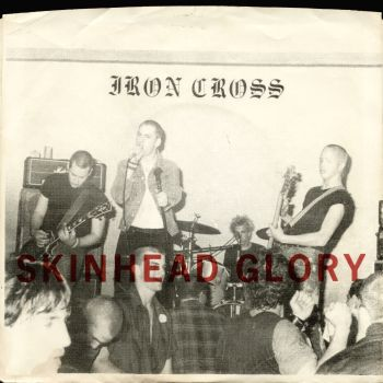 iron cross front cover