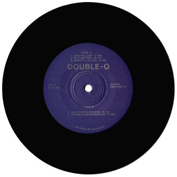 double o vinyl