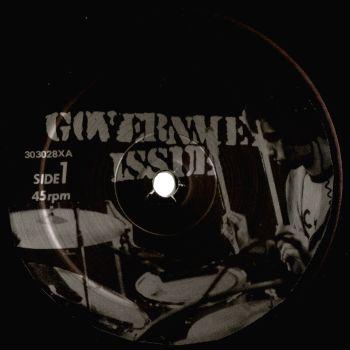 GI black vinyl