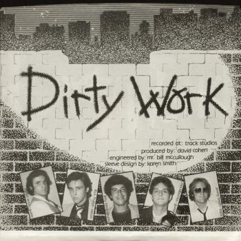 dirty work back cover