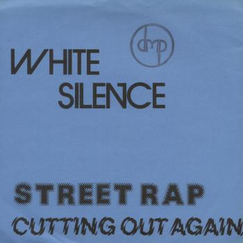 white silence front cover