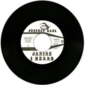 jeff dahl black vinyl