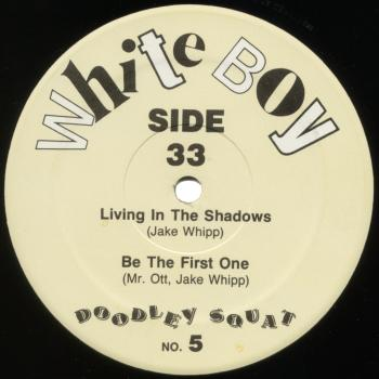 white boy black vinyl