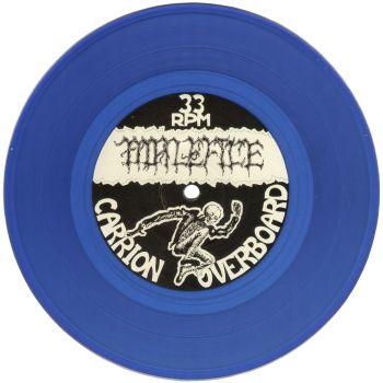 malefice blue vinyl