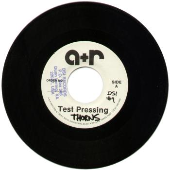 thorns test press