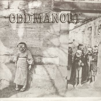 odd man out first press front cover