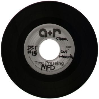 mfd test press vinyl