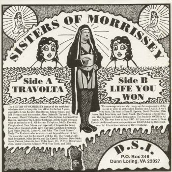 sisters of morrisey back cover