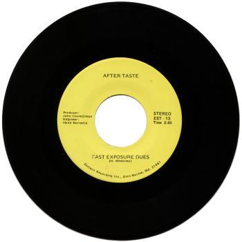after taste vinyl