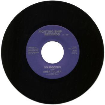 shep tullier vinyl