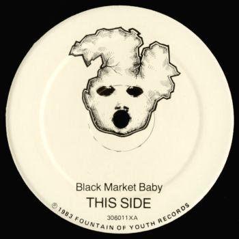 black market baby black vinyl