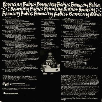 bouncing babies back cover
