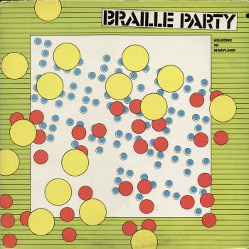 braille party front cover