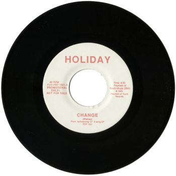 holiday/hyaa black vinyl