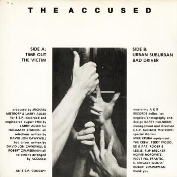 accused back cover