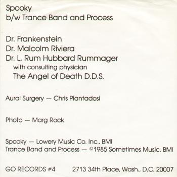 velvet monkeys back cover