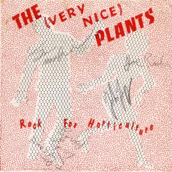 very nice plants autographed front cover