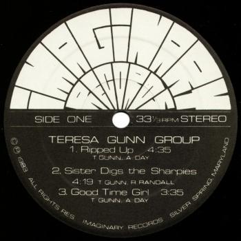 teresa gunn black vinyl